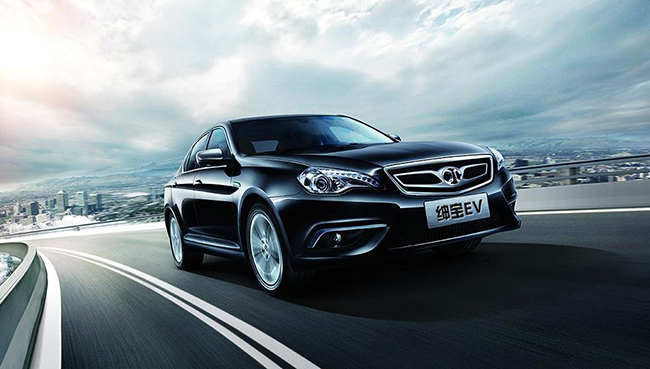 Chinese Electric Car: BAIC ES 210 Senova EV