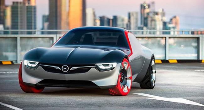 Opel GT-Concept 2016