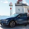 Renault Talisman har fyrhjulsstyrning - Bilverkstad Bromma