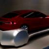 Tesla Car Skate