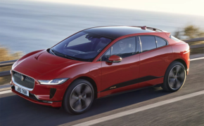 Jaguar I Pace, modell 2018