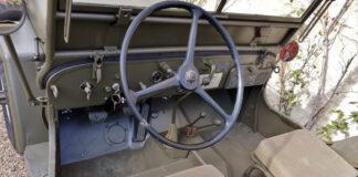 Steve McQueen's Willys Jeep. Image Credit: Autoblog.com