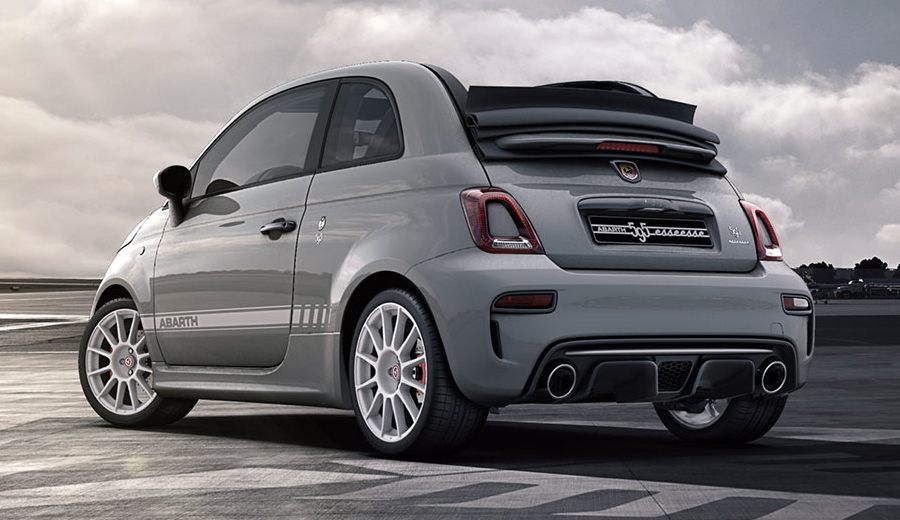 Abarth Essessee